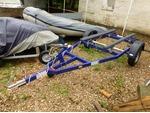Продам прицеп легковой для гидроцикла в Крыму