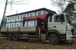 Аренда , услуги манипулятора по Крыму