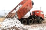 Перевозка сыпучих, грунта и строй. мусора в Крыму