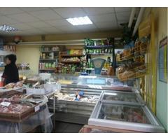 Продам действующий продуктовый магаин в районе мос.кольца на ул. Киевская