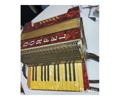 Немецкий аккордеон-гармонь