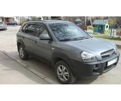 Продается автомобиль Hyundai TUCSON