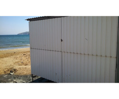 Аренда торгового киоска 5.5 м2 на пляже Феодосии