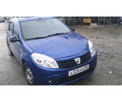 Срочно продам отличную машину Dacia Sandero 2008г.