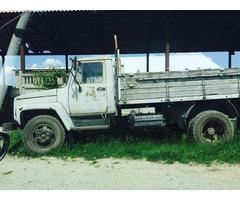 ГАЗ 3307 бортовой