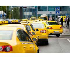 Такси, трансфер по Крыму из Симферополя.