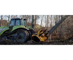 Мульчер W-forrest 2100 для трактора