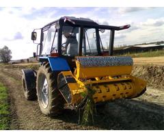 Мульчер ORSI W-forrest 1400 для трактора