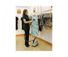 Отпариватели для одежды. Профессиональные отпариватели для магазинов одежды и дома