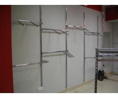 Функциональное торговое оборудование для магазинов.