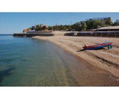 Продам студию на берегу моря