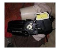 Кулиса КПП с ручкой переключения передач ВАЗ 2110 и др аналогов, шумоизоляция и ковролин недорого.