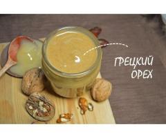 Урбеч и ореховые пасты на заказ. Производство Крым