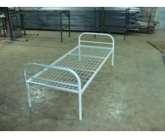 Кровати в санаторий и пансионат, кровати недорогие металлические
