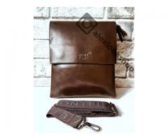 Мужская сумка Montblanc (Отличный подарок)