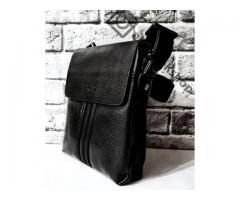Мужская сумка Prada (Отличный подарок)