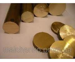 Оловянные бронзы БрО круги (прутки)