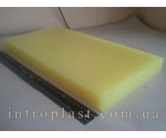Капролон В (полиамид-6 блочный) плиты толщиной от 12мм до 200мм (возможна порека)