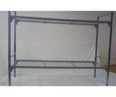 Металлическая кровать икеа