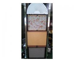 Солнцезащитные системы: жалюзи, рулонные шторы, плиссе.
