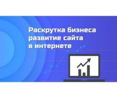 Раскрутка бизнеса в сети Развитие сайта
