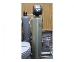 Услуги по водоподготовке и очистке воды