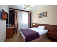 Готовый бизнес. Популярная гостиница в центре Симферополя.