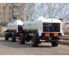Осуществляем производство и поставку Передвижной АЗС Прицеп-топливозаправщик