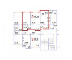 Продам 2-комнатную квартиру этаж 4/9 этажного дома г. Евпатория.