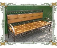 Мебель сварная из металла и дерева