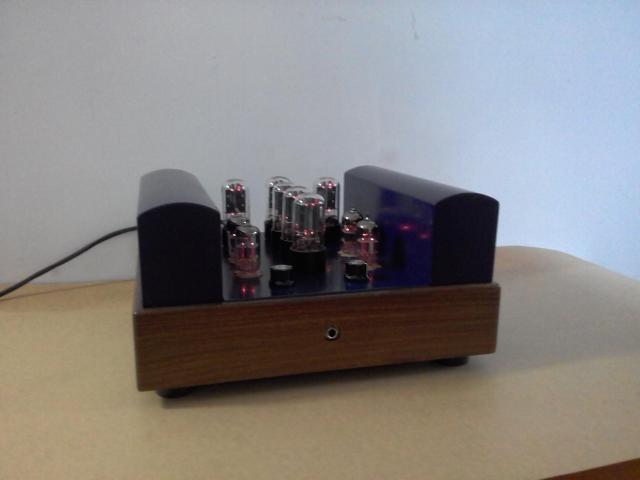 Ламповый усилитель. Изготовление усилителей и звуковых трансформаторов под заказ. - 1/1