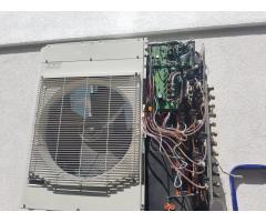 Обслуживание и ремонт тепловых насосов.