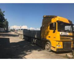 Сдам в аренду грузовой тягач Daf XF с полуприцепом (до 20 т)