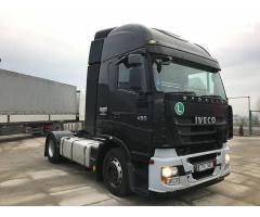 В аренду грузовой тягач Iveco Stralis с полуприцепом (до 20 т)
