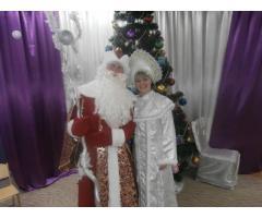 Дед Мороз в Симферополе и Бахчисарае