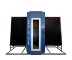 Автоматическая пескоструйная установка марки FMGroup