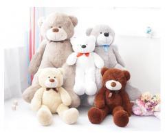 плюшевые мишки и медведи тедди