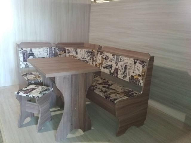 Кухонный уголок в различных цветовых решениях - 4/5
