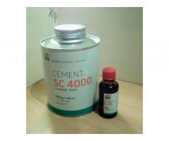 Продам клей CEMENT SC 4000 черного цвета