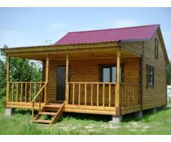 Строительство коттеджей и коммерческой недвижимости