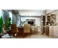 Дизайн интерьера и комплектация