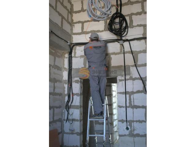 СК Энергия - электромонтажные, демонтажные работы, строительство воздушных линий электропередач - 2/5