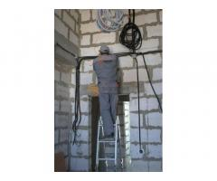 СК Энергия - электромонтажные, демонтажные работы, строительство воздушных линий электропередач - Фотографии 2/5