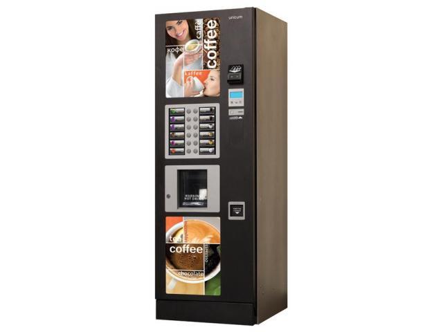 Кофейный автомат Unicum Nova - 2/2
