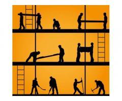 Разнорабочие, подсобники, бригада рабочих