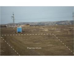 Продаю видовой участок 10 сот в Заречном - Фотографии 4/5