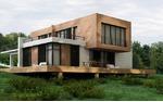 Готовые проекты домов в Крыму, проектирование гостиниц