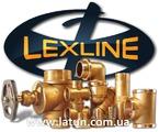 Lexline оптом - латунный фитинг в Крыму