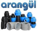 Arangul (турция) ПНД фитинг оптом от импортёра