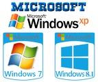 Установка операционных систем (Windows XP / Windows Vista / Windows 7/8/8.1/10 в Ялте.
